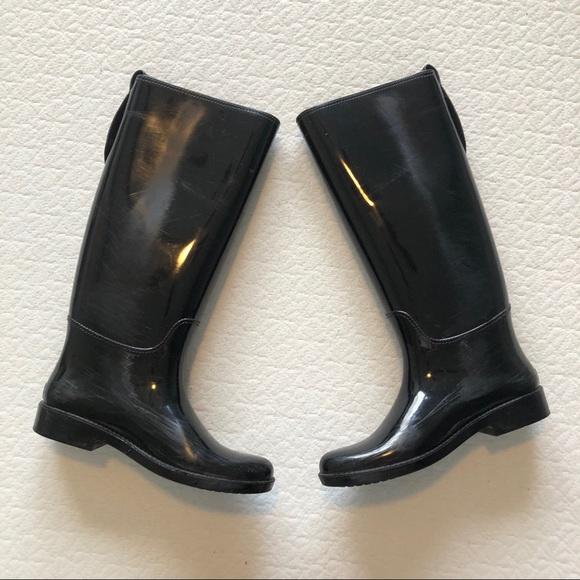 Coach Knee High Rain Boots!